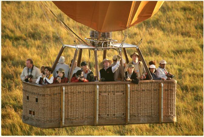 Kenya - Amboseli, Ol Pejeta, Masai Mara 3