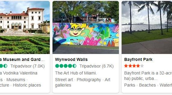 Miami Attractions