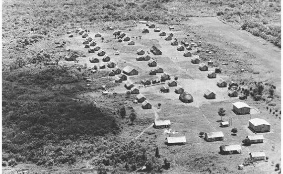 Colonization of Mato Grosso