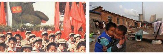 China Social Conditions