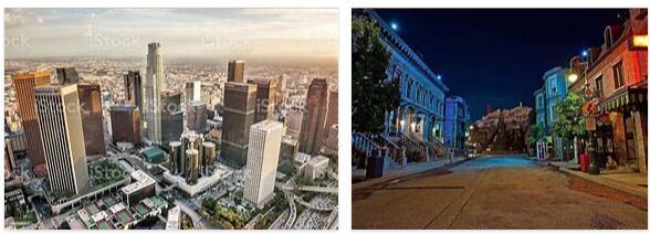 Los Angeles Urban Landscape