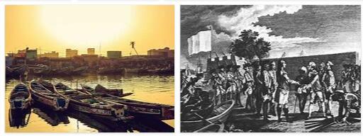 Senegal History